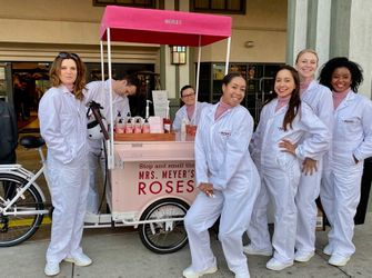 Mrs. Meyer's Rose Parade Activation