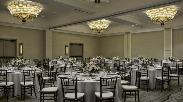 San Jacinto Ballroom space photo