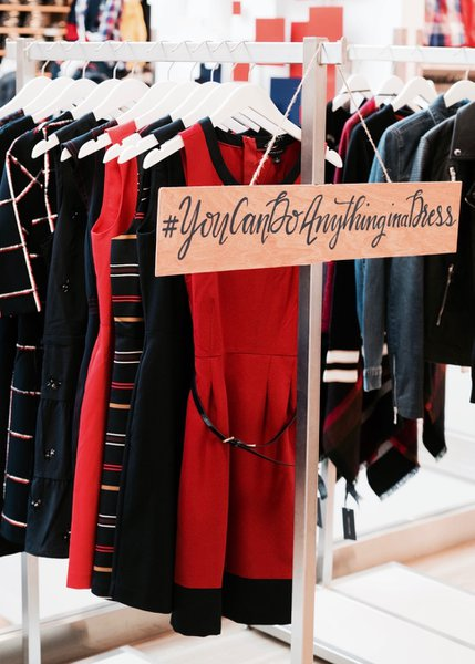 Tommy Hilfiger Dressember Pop-up