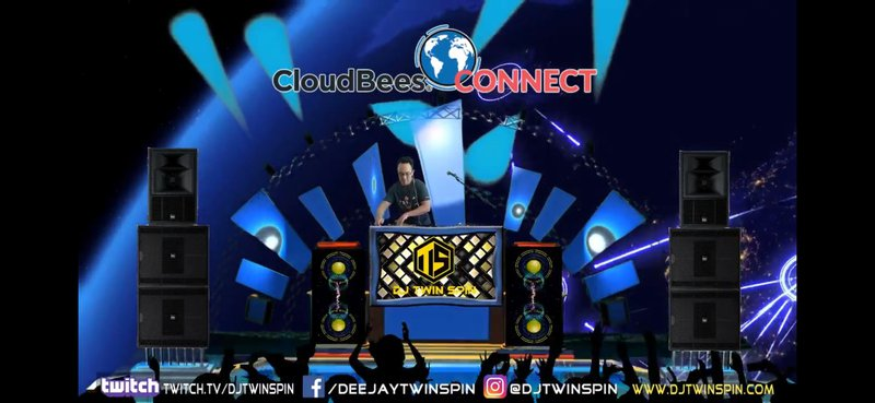 CloudBees Connect 2020 Live DJ Stream