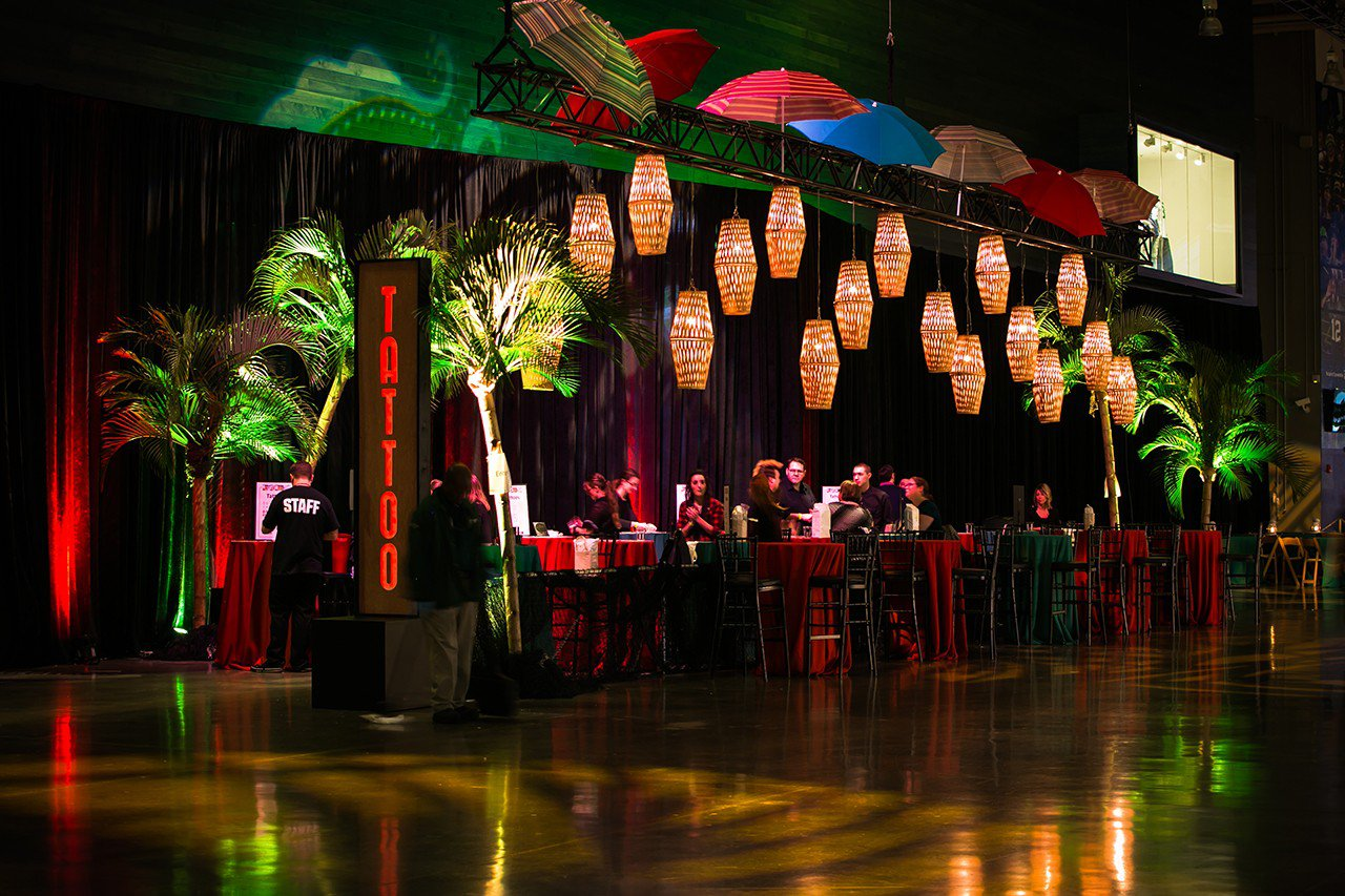 "Amazon Post Holiday Party, ""Road Trip"" photo Amazon_085.jpg"