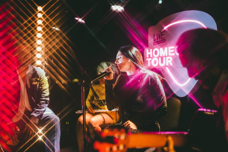 Live at Aloft Hotels: Homecoming Tour