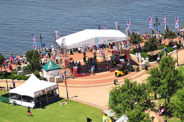 Norfolk Harborfest cover photo