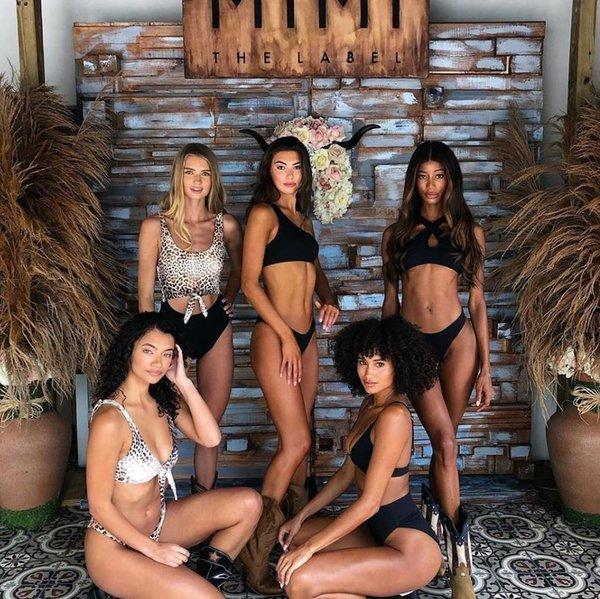 MIMI The Label Miami Swim Week Launch cover photo