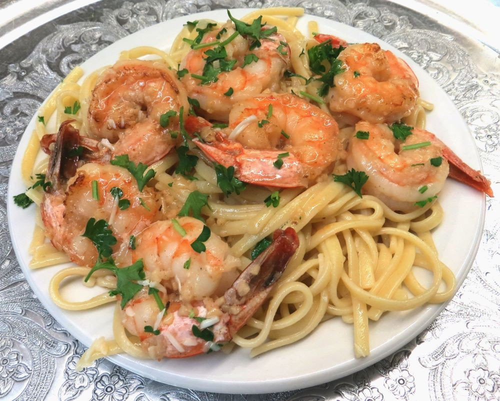 150th Church Anniversary photo Shrimp Scampi.jpg