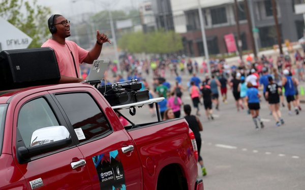 TOYOTA ROCK 'N' ROLL DALLAS MARATHON cover photo