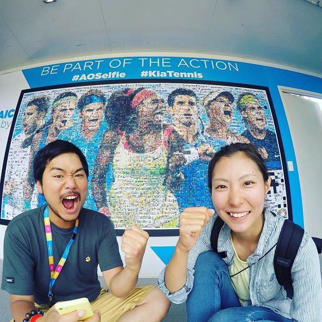 Australian Open cover photo