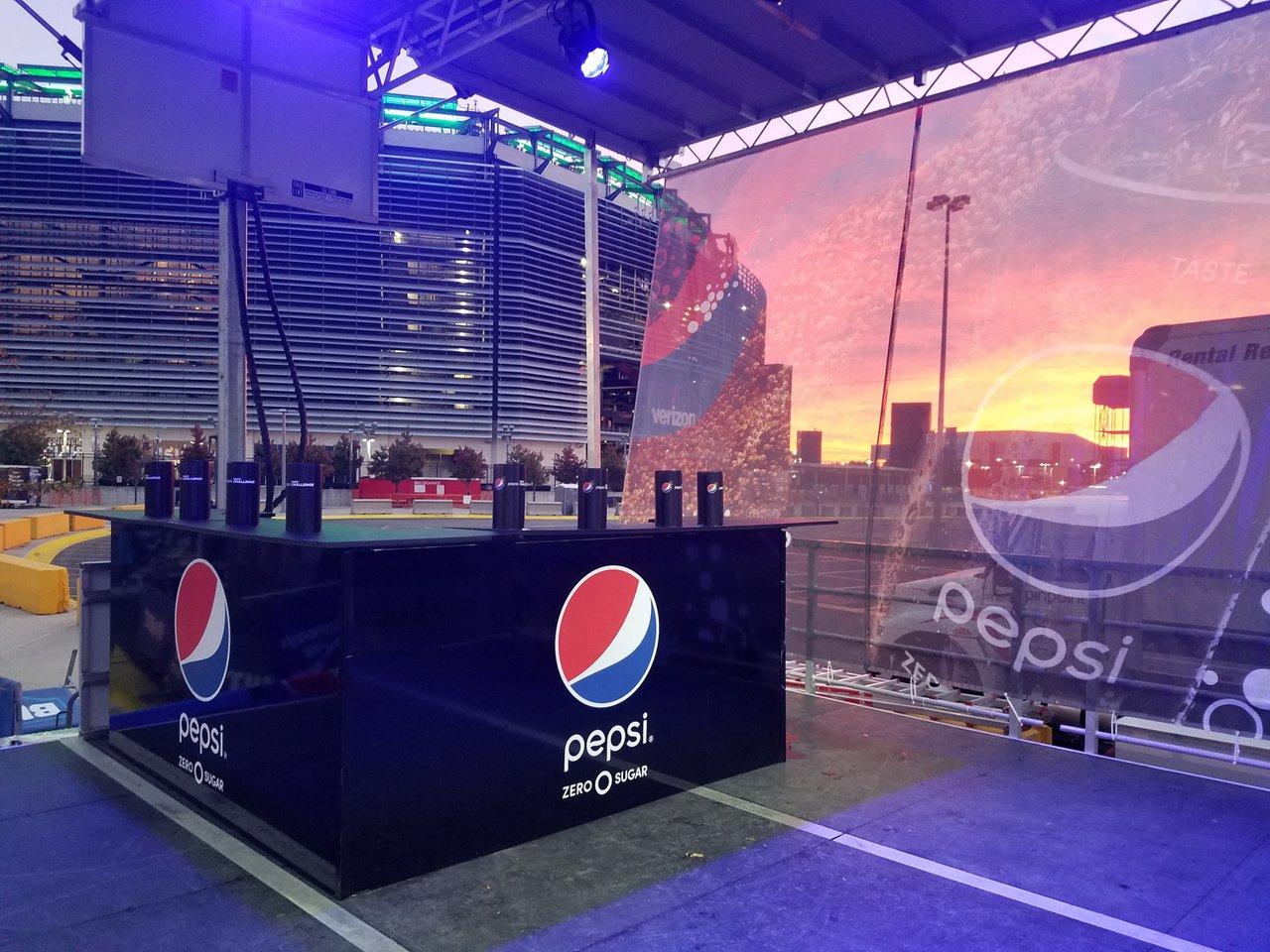 Pepsi Tailgate Tour photo NY - Sampling Bar.jpg
