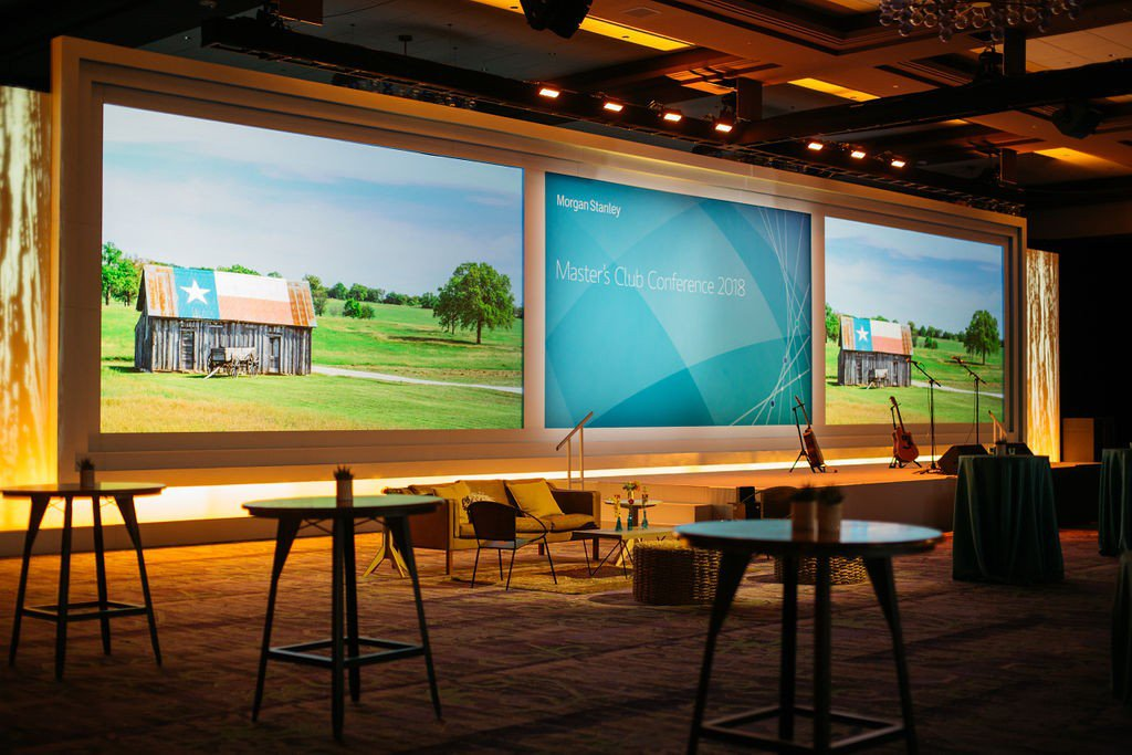Morgan Stanley Club Conference cover photo