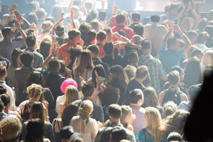 Social Suite + Social Stage photo crowd at social stage sxsw.jpg