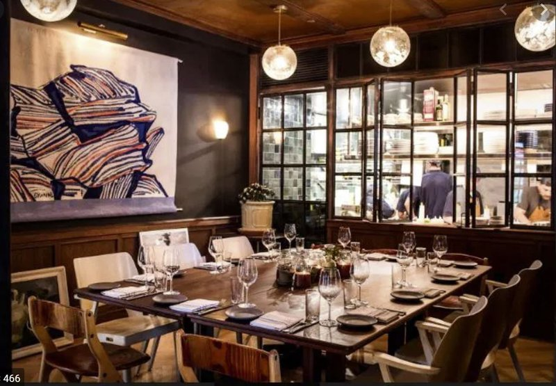 Simon & The Whale Private Dining Room space photo