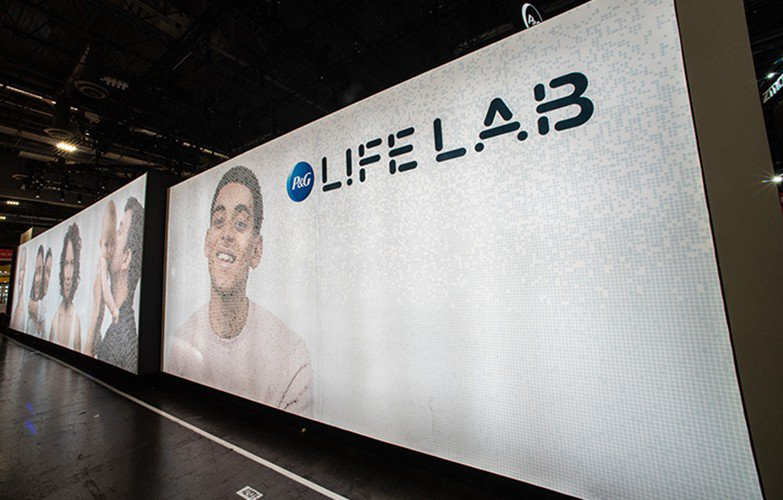 P & G Lif Lab at CES photo PG_CESExhibit_3.jpg