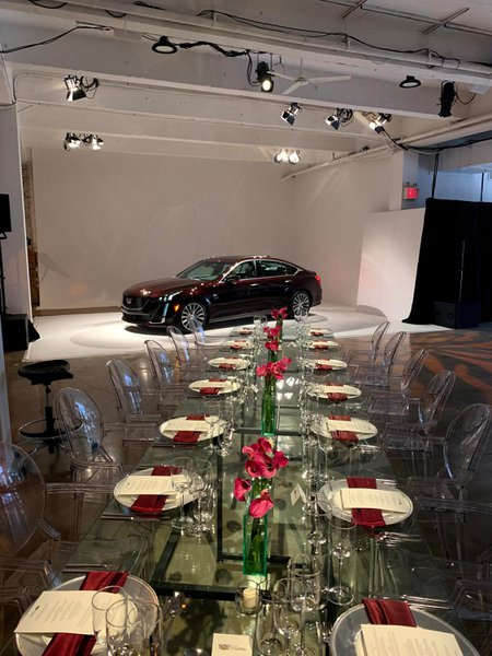 Cadillac Dinner cover photo