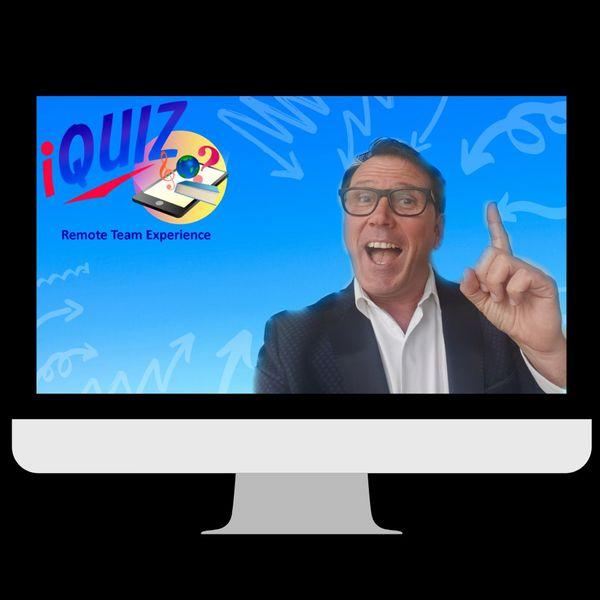 iQuiz - Virtual Team Building service
