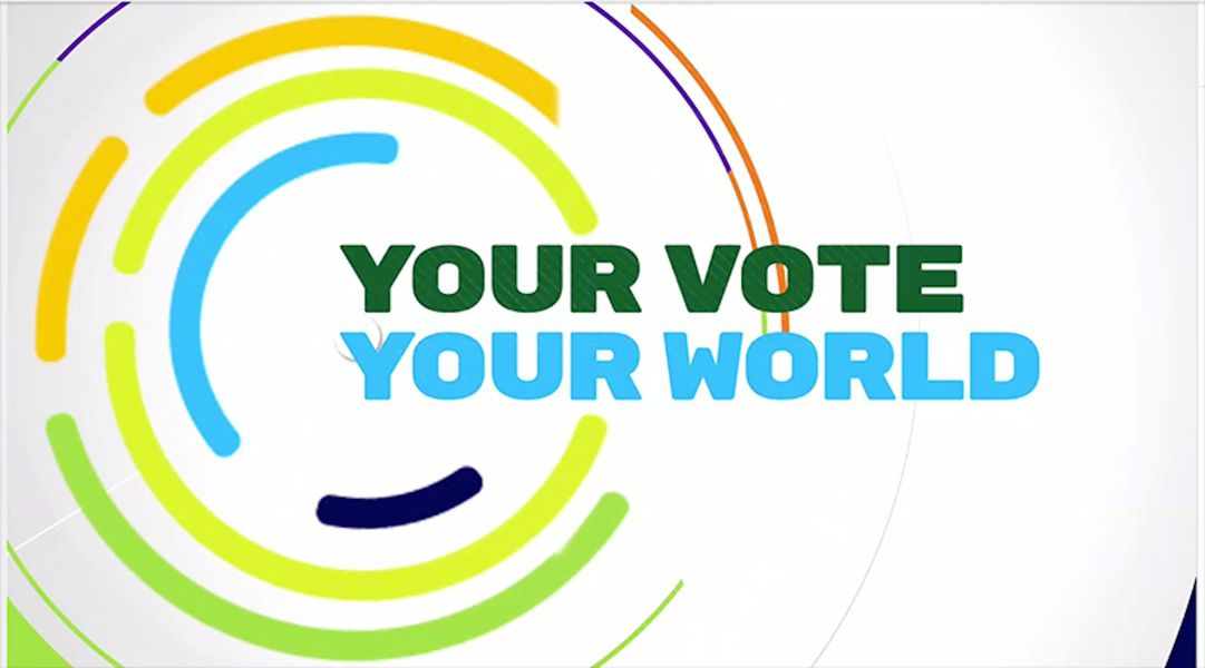 Your Vote, Your World