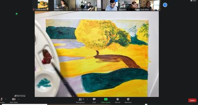 Virtual Painting & Chocolate Tasting Box photo Lextigrity -2.jpg