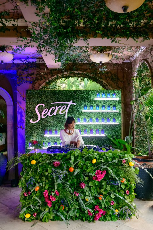 Secret Deodorant Essential Oils Launch  cover photo