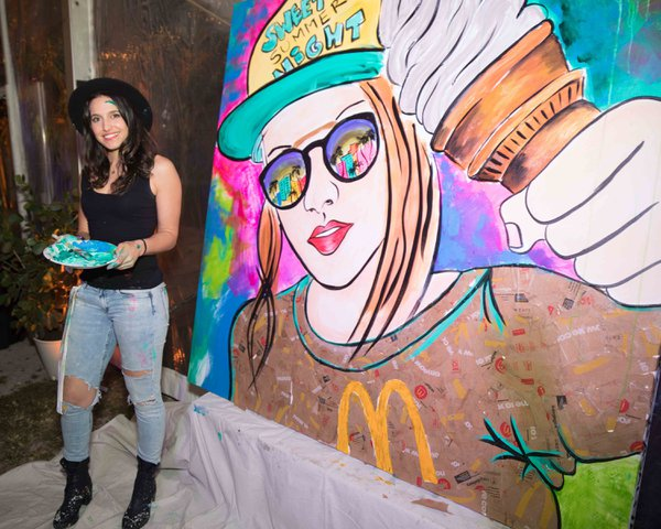 McDonald's Premios Juventud After Party  cover photo
