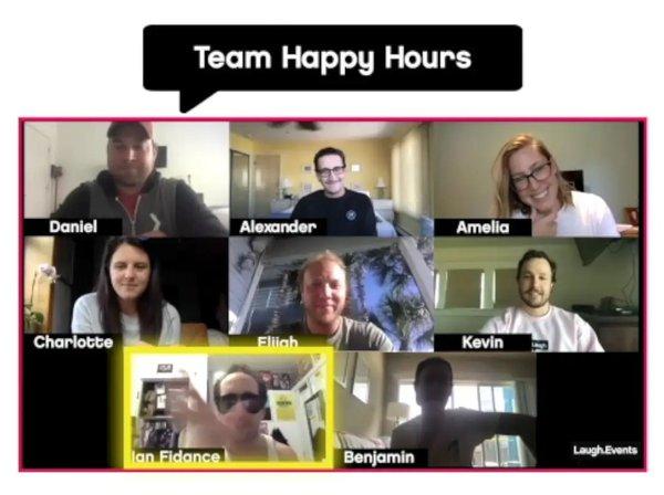 Yext Happy Hour cover photo