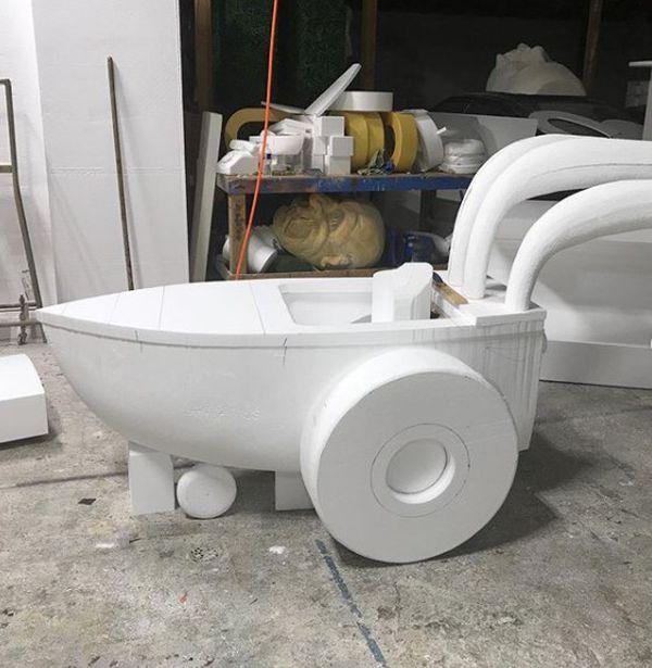 Foam Sculptures service