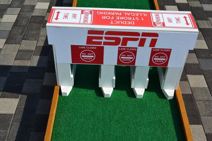 ESPN ESPY's Mini Golf