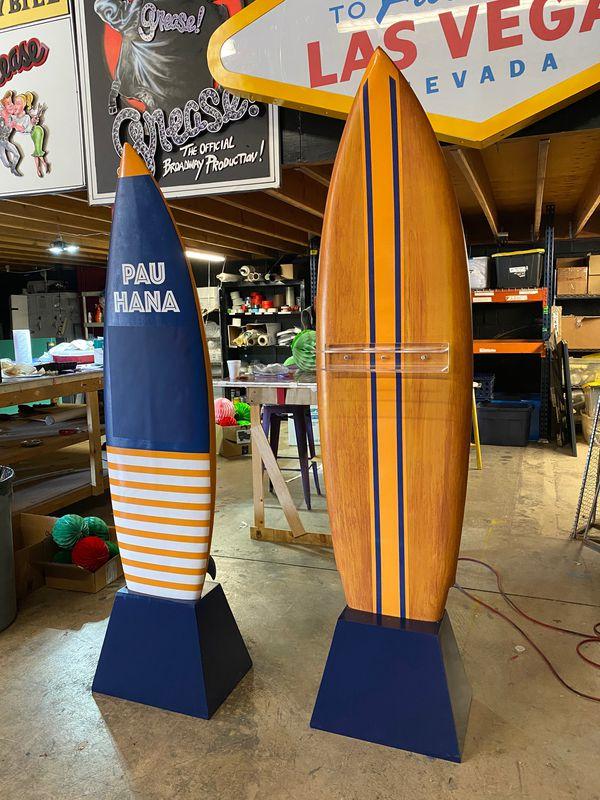 Surfboard Fabrication