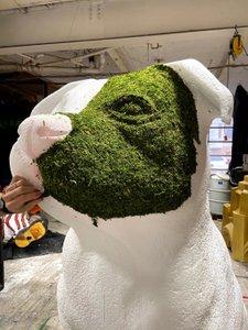 Fomo - 8 ft. Topiary Dog Sculpt photo 7A0390AC-4CCC-4FDC-8847-0A34DE210CB2.jpg