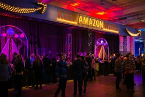 "Amazon Post Holiday Party, ""Road Trip"" photo Amazon_362.jpg"