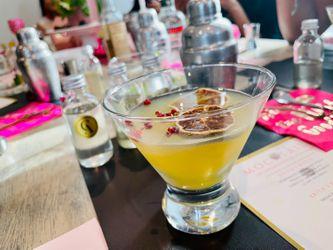 Kritika's  Mocktail Class