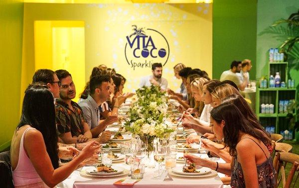 Vita Coco Summer Dinner  cover photo