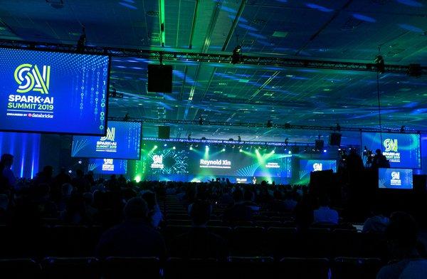 Spark + AI Summit cover photo