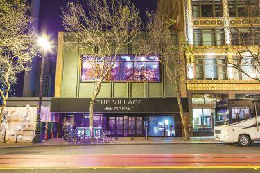 The Village Venue at 969 Market San Francisco