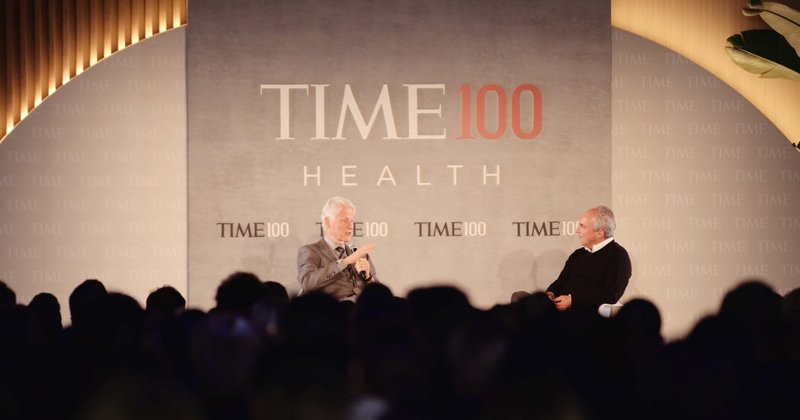 TIME 100 Health Summit cover photo