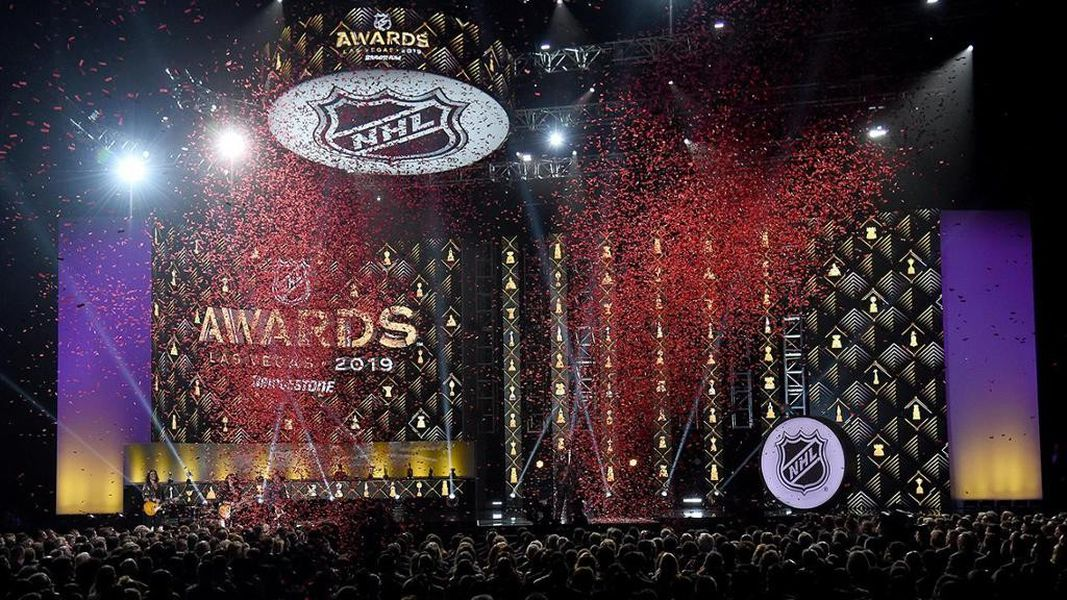 360 Video Booth - NHL Awards 2019
