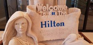 Hilton Clearwater Welcome Sculpture photo da7a0869-e7e0-4ae8-aa23-266cd6ae058e.jpg