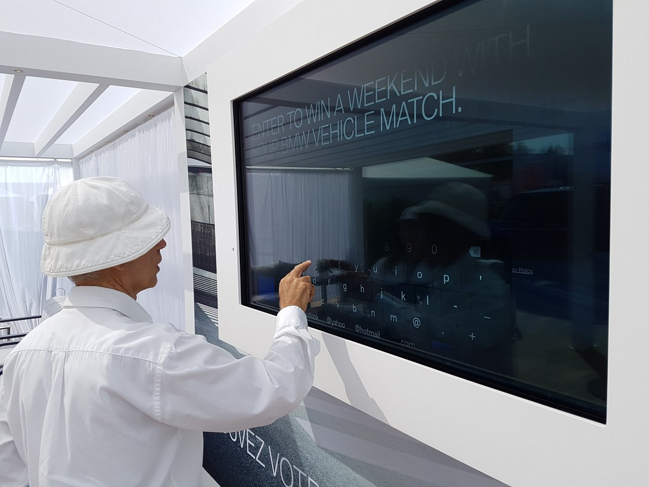 BMW Matchmaker Digital Interactive Game photo 20190804_102237.jpg