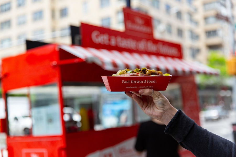 The Economist 'Feeding The Future'