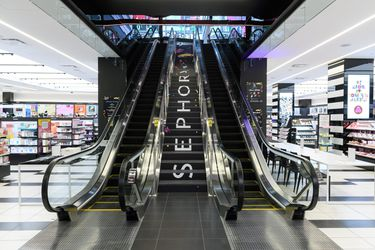 Sephora Times Square Opening Party