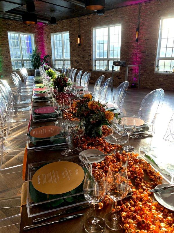 Facebook Chicago Dinner