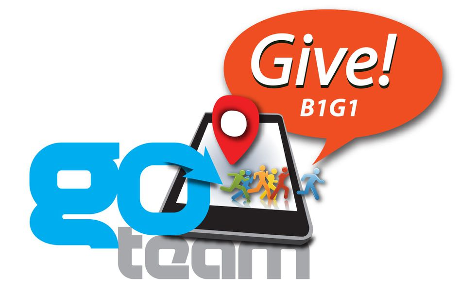 Go Give Charity Scavenger Hunt  service