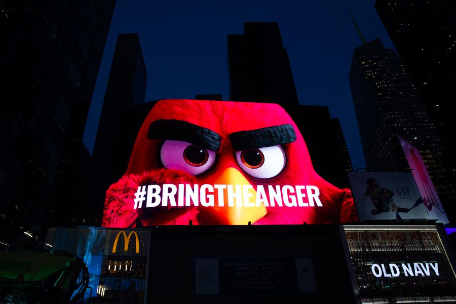 Angry Birds: Bring the Anger