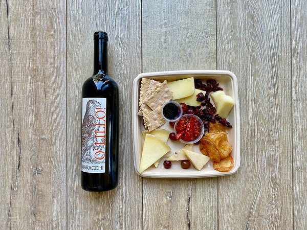 Wine and Cheese Pairing Party cover photo