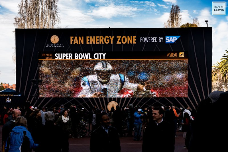 Super Bowl 50 - Super Bowl City cover photo