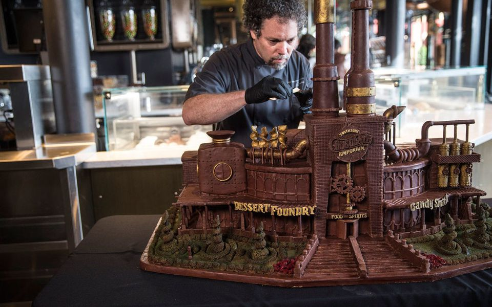 Toothsome Chocolate Factory