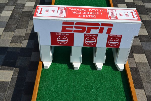 ESPN ESPY's Mini Golf cover photo