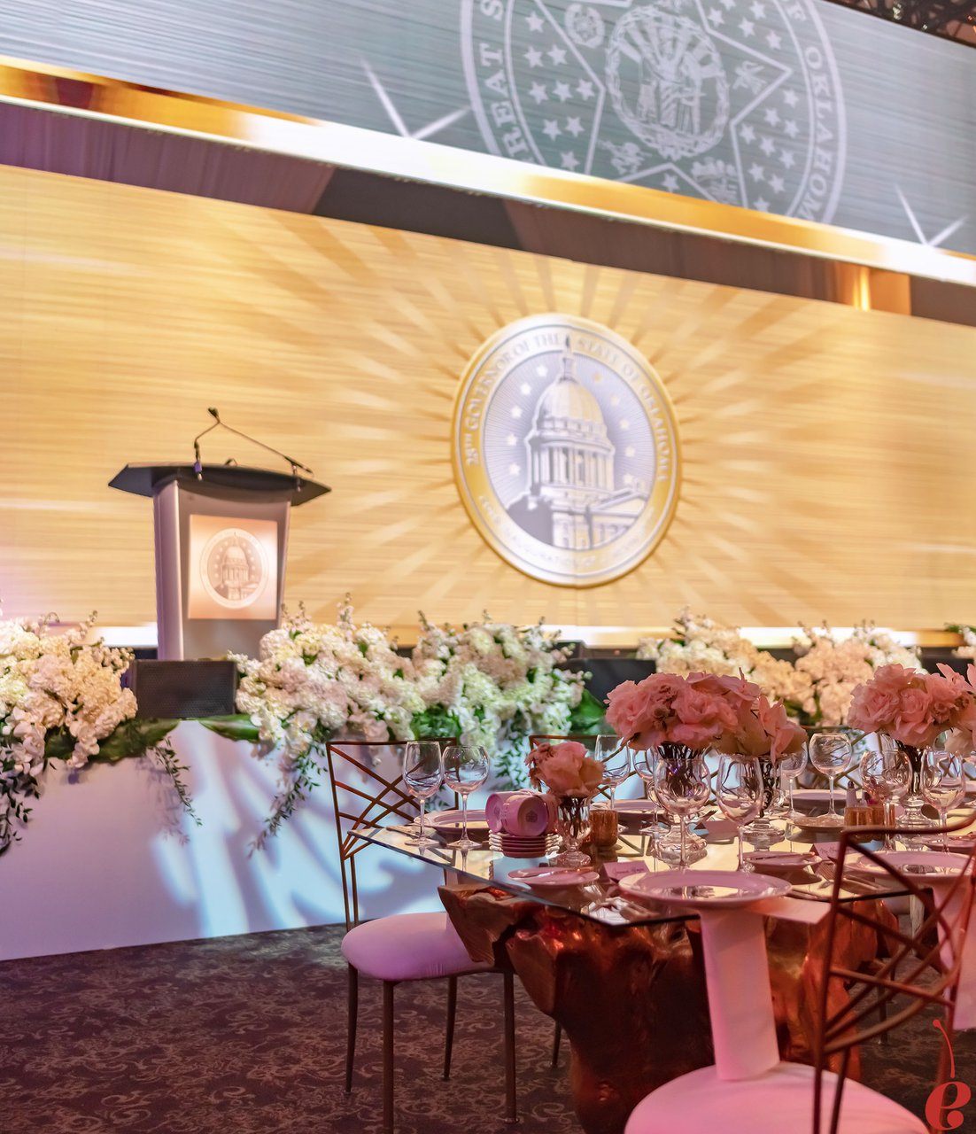 Oklahoma Governor's Inaugural Ball  photo 1557500936417_governor%20seal%20.jpg