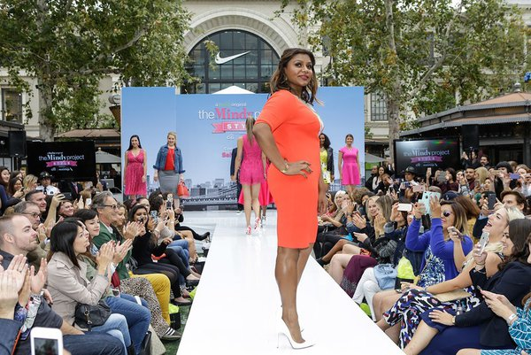 Mindy Kaling Project Fashion Show cover photo