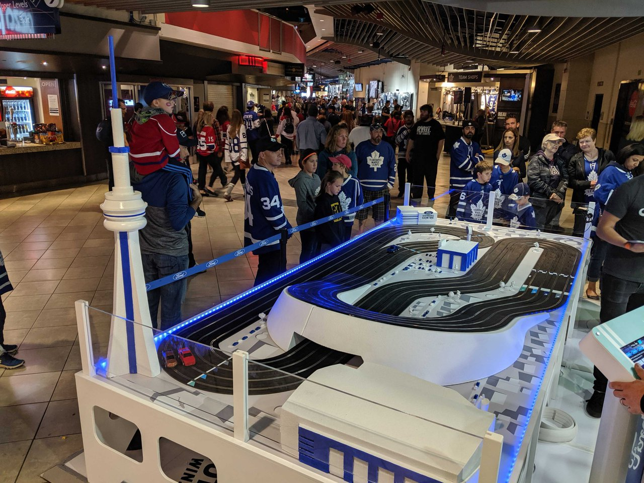 Ford Race to the Game photo MVIMG_20190925_181535.jpg