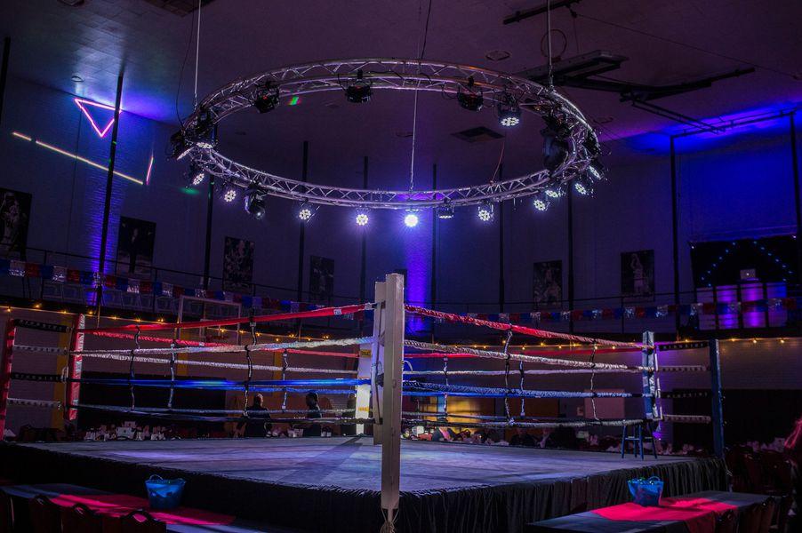 Denver Athletic Club Boxing Match