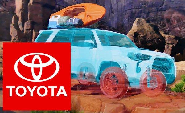 Toyota TRD Pro Auto Show Tour cover photo